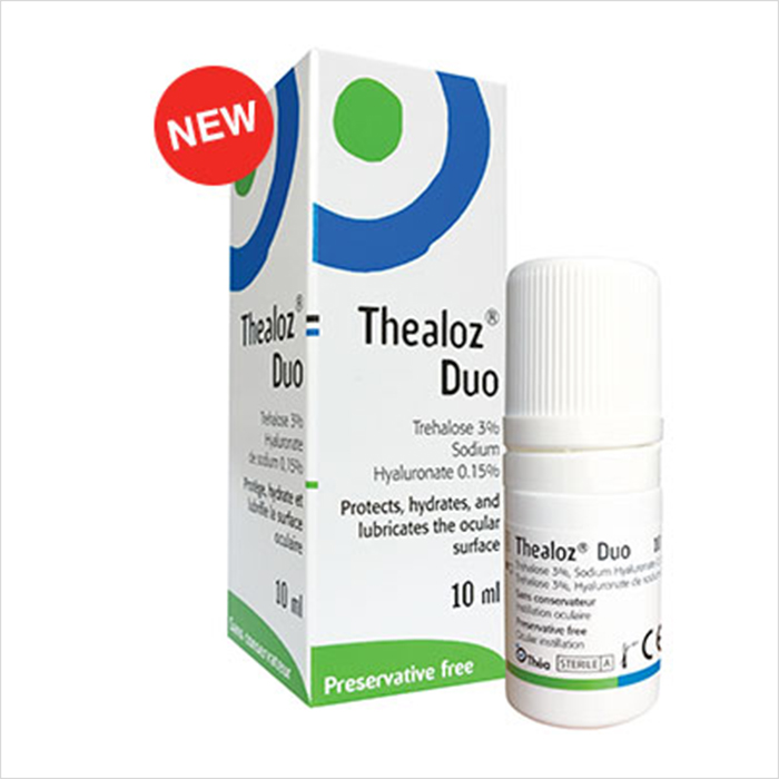 Thealoz Duo Drops 10 ml