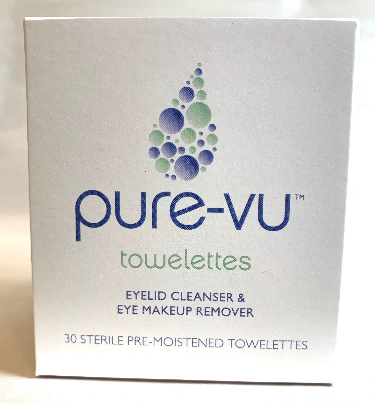 pure-vu towelettes